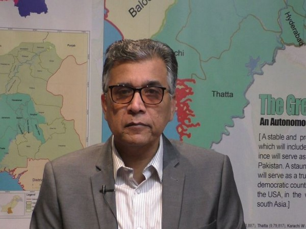 Voice of Karachi chairman Nadeem Nusrat