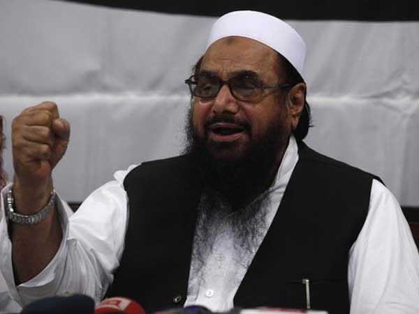 UN-proscribed terrorist Hafiz Saeed