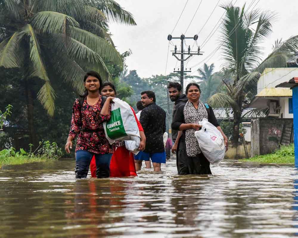 Kerala in Flood