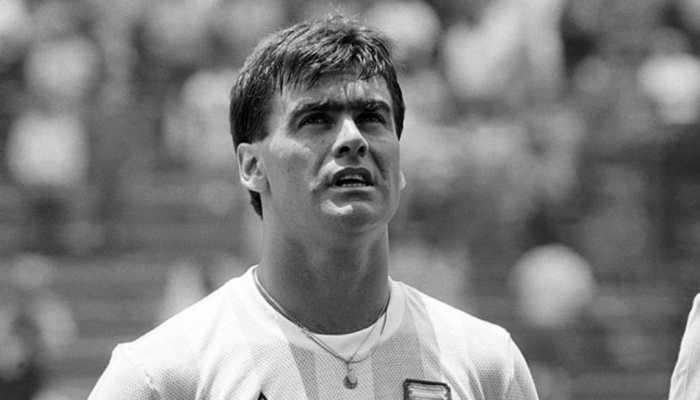 World Cup winner Jose Luis Brown