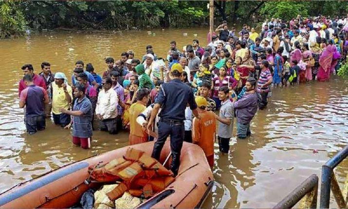 Flood in Pune
