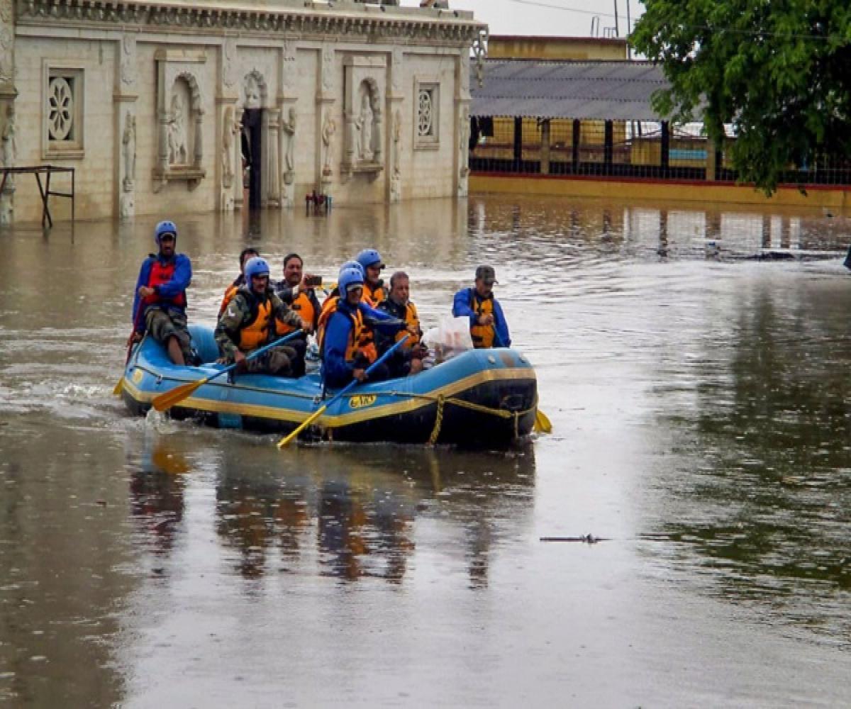 Karnataka floods: