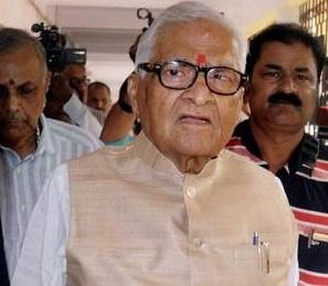 Former Bihar Chief Minister Jagannath Mishra