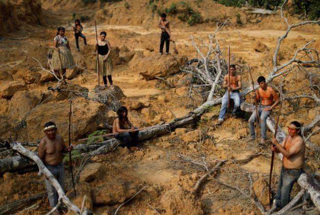 Brazil's Mura indigenous tribe