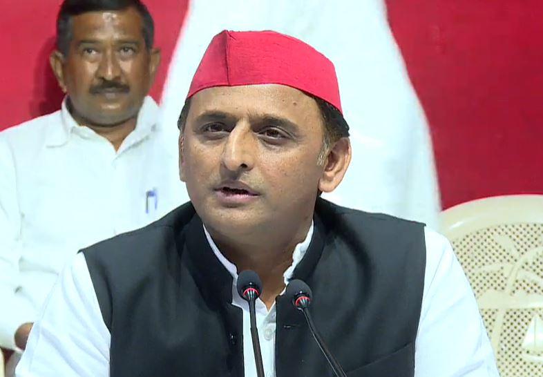 Samajwadi Party (SP) leader Akhilesh Yadav