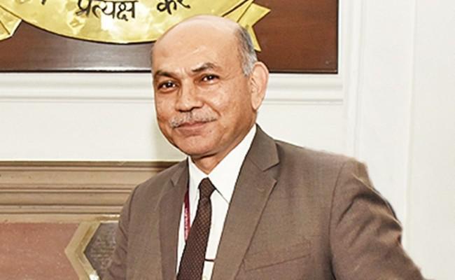 CBDT Chairman Pramod Chandra Mody