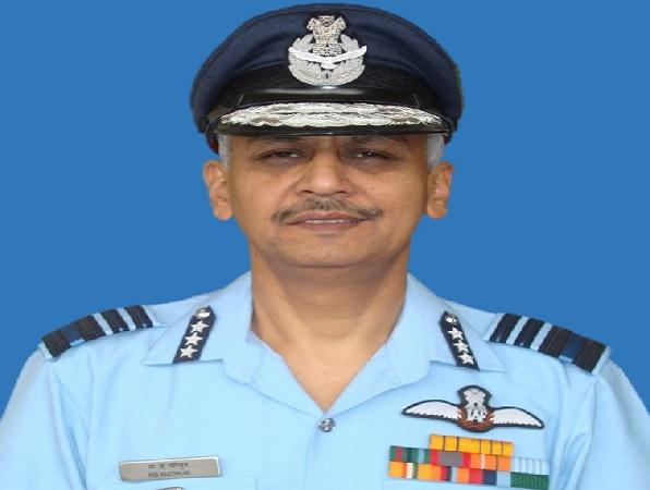Air Marshal R D Mathur