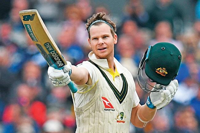 Australian batsman Steve Smith