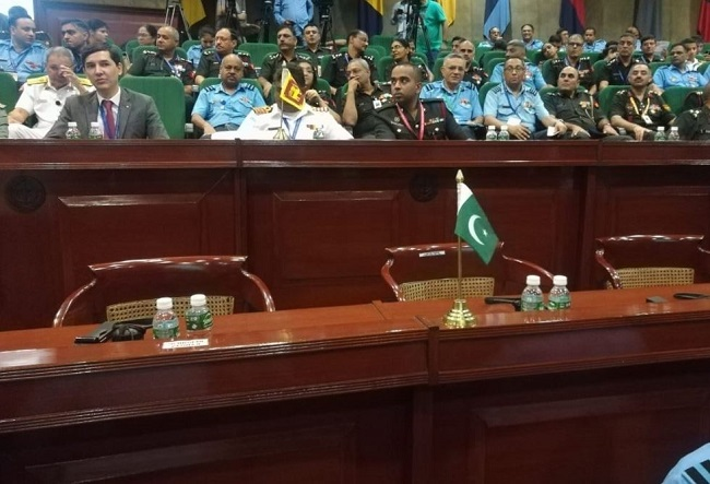 Pakistan skips the two-day SCO military medicine conference