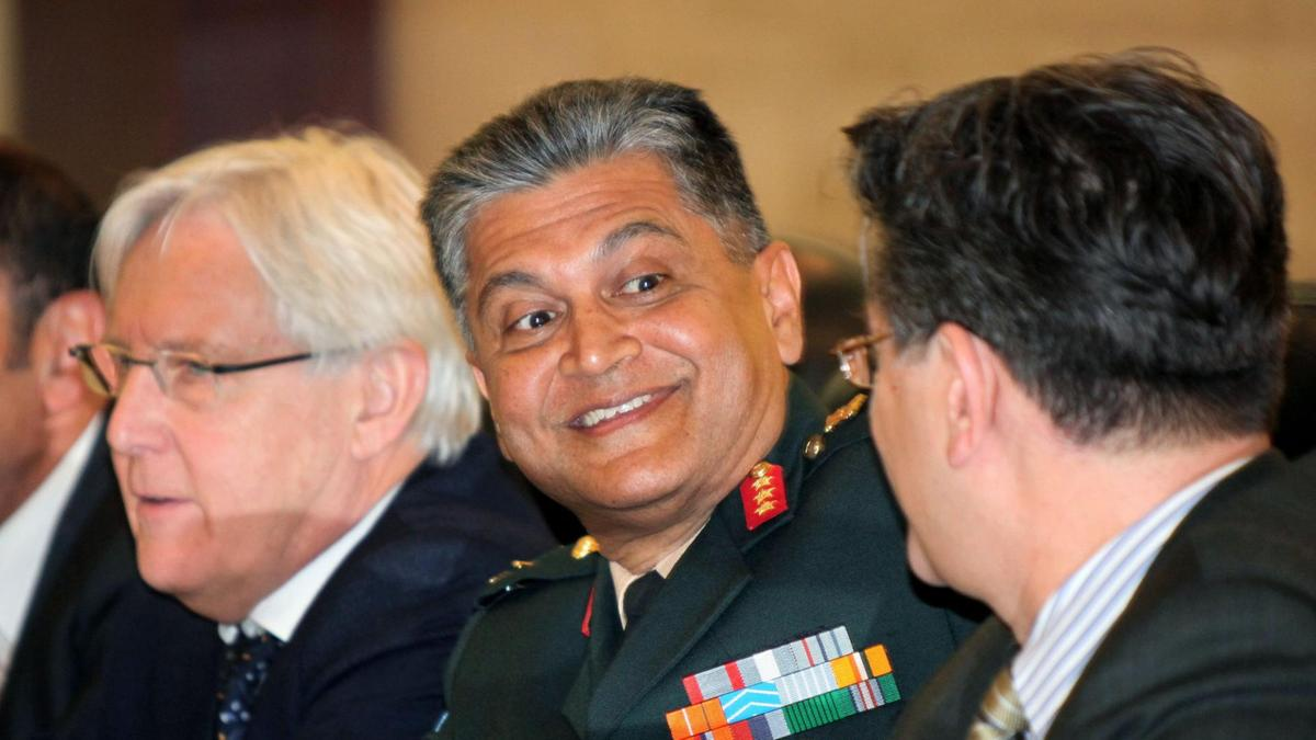 Lieutenant General (Retired) Abhijit Guha