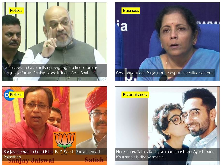 Top 10 trending news of the day: National, Politics and Business