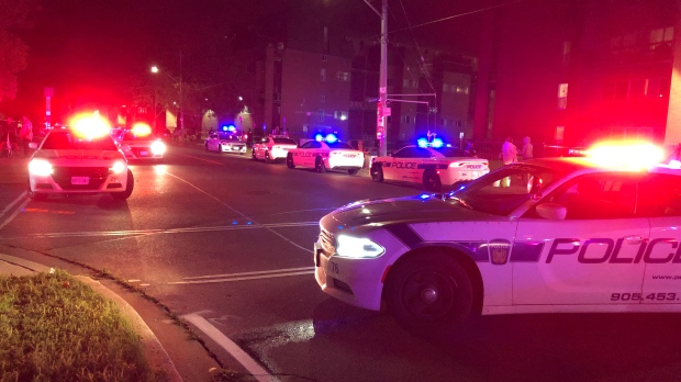 Canada: 1 killed in shooting in Mississauga