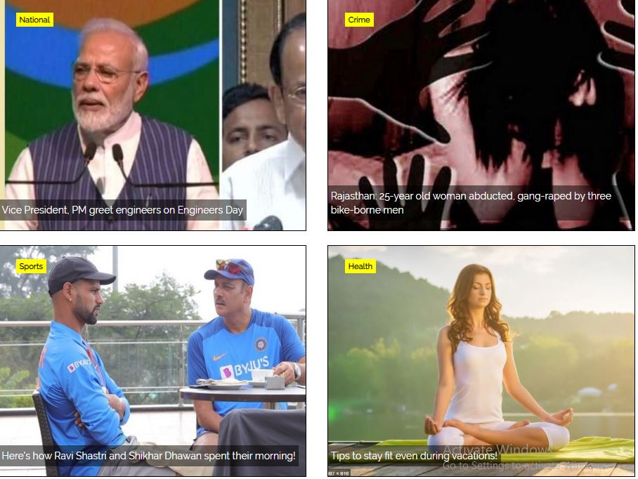 Top 10 trending news of the day: National, Politics, International, Crime, Sports and Lifestyle