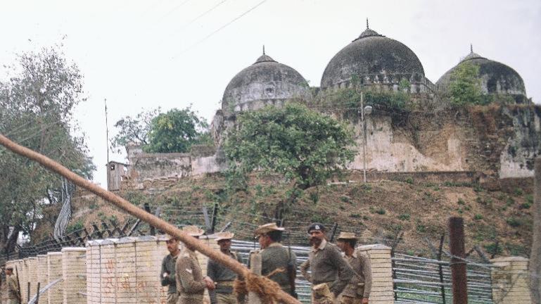Ram Janmabhoomi-Babri Masjid