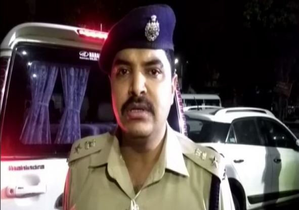 Senior Superintendent of Police (Lucknow) Kalanidhi Naithani