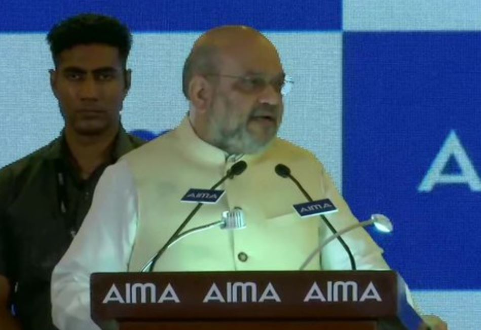 Amit Shah: There is peace in Kashmir
