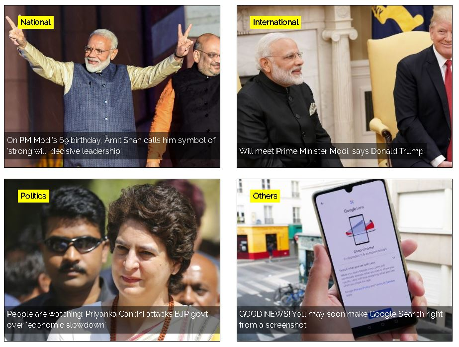 Top 10 Latest news of the day: National, International and Politics