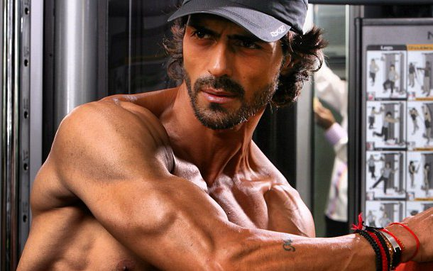 Arjun Rampal 'spooked, excited' for next film 'Anjaan'