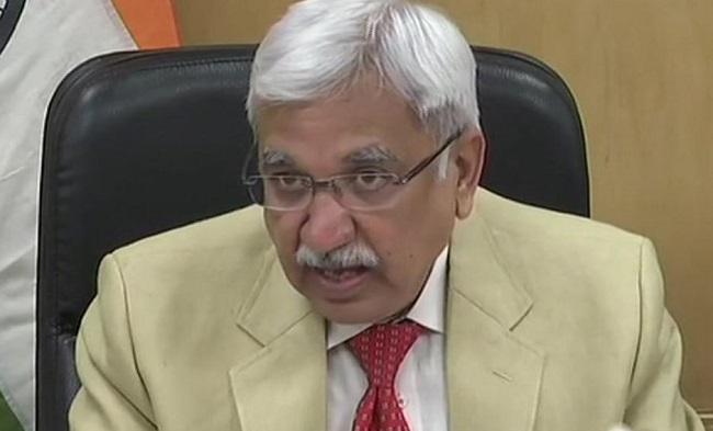 Chief Election Commissioner, Sunil Arora