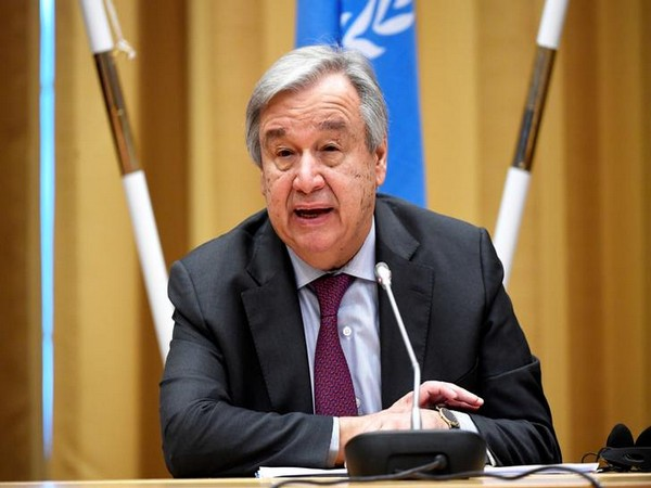 United Nations Secretary-General Antonio Guterres