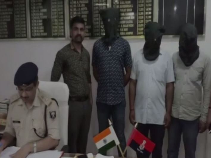Police on Friday arrested four people in connection with double murder case in gaya, bihar