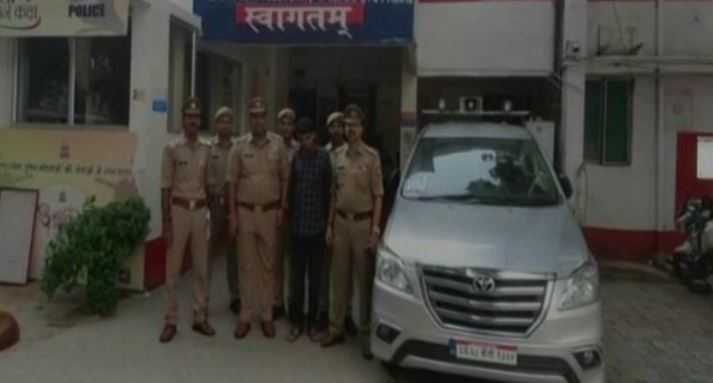 Lucknow Police arrested an imposter