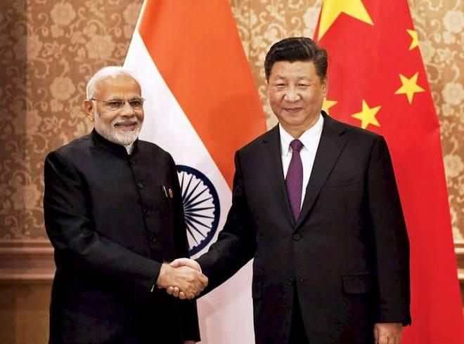 Chinese President Xi Jinping  and Prime Minister Narendra Modi (File Photo)