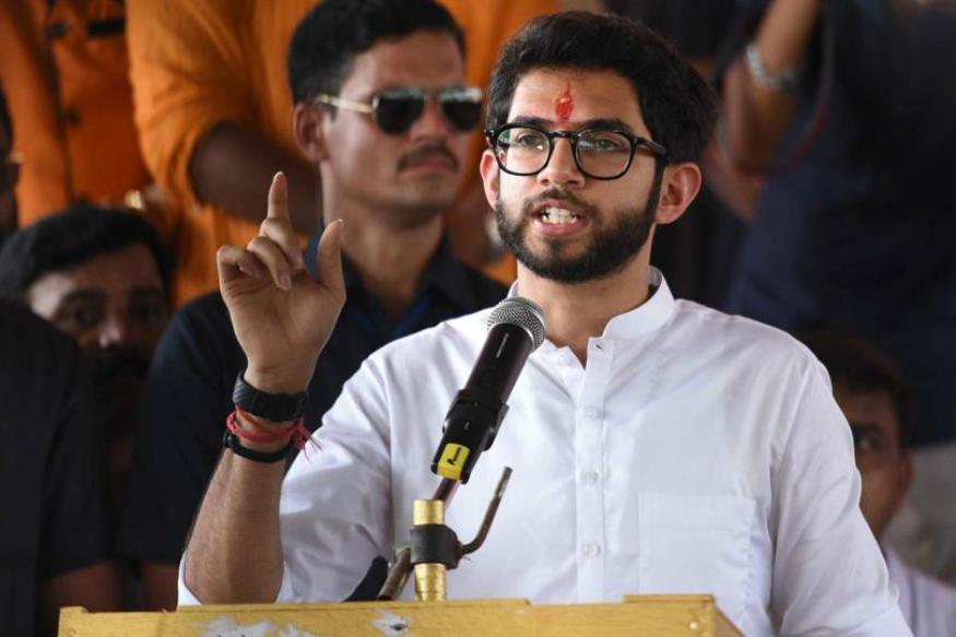 Shiv Sena leader Aaditya Thackeray