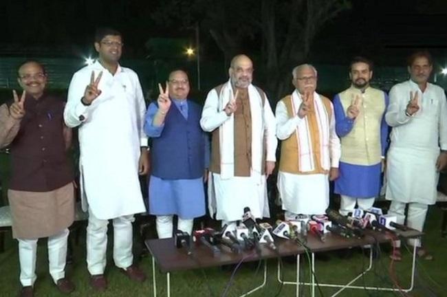 BJP-JJP