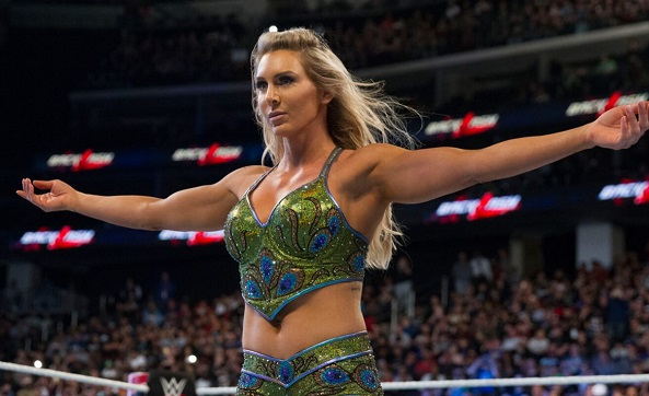 WWE star Charlotte Flair
