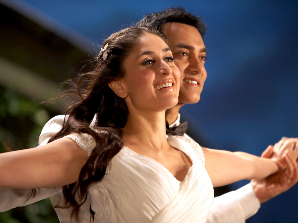 Aamir Khan and Kareena Kapoor Khan