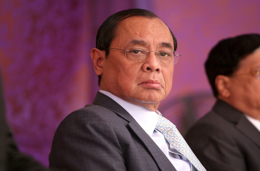 Chief Justice Ranjan Gogoi