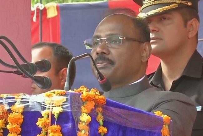 Lieutenant Governor (LG) Girish Chandra Murmu