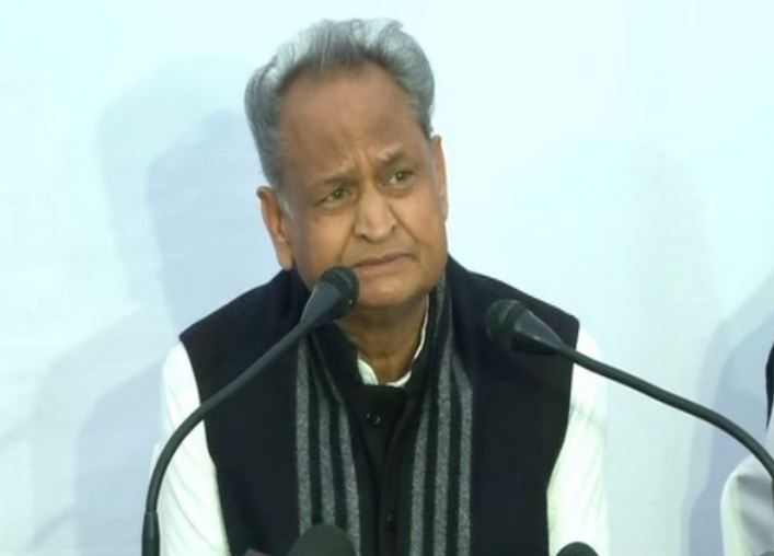 CM Ashok Gehlot  (File Photo)