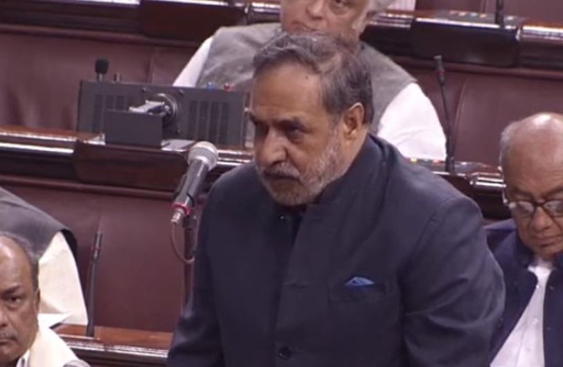Congress leader Anand Sharma
