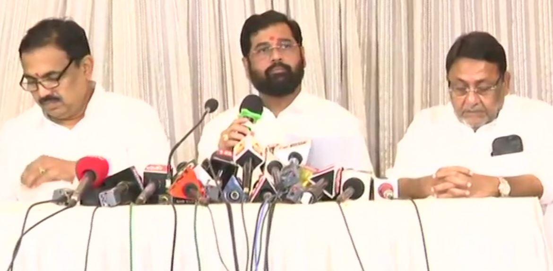 Shiv Sena-Congress-NCP