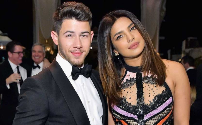 Priyanka Chopra and husband Nick Jonas