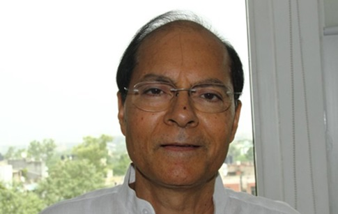 Former IAS officer Girish Chandra Chaturvedi