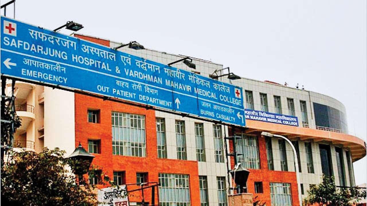 Safdarjung Hospital