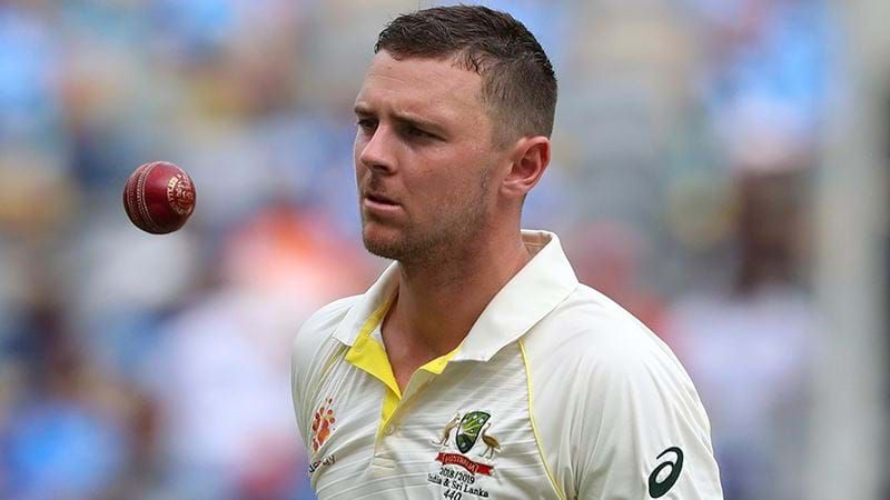 Injured Hazlewood ruled out of Boxing day Test