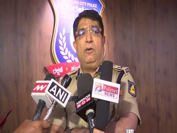 Bengaluru Police Commissioner Bhaskar Rao