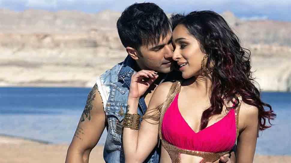 Varun Dhawan and ShraddhaKapoor