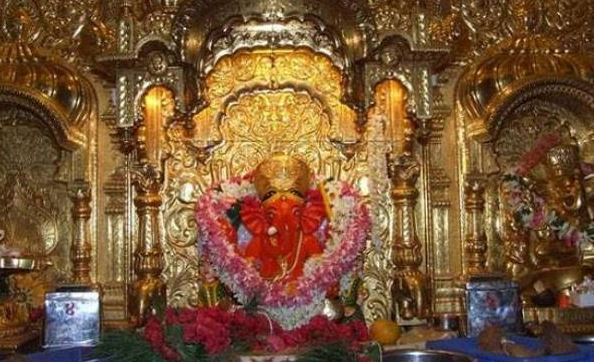 Mumbai's Siddhivinayak Temple (File Photo)