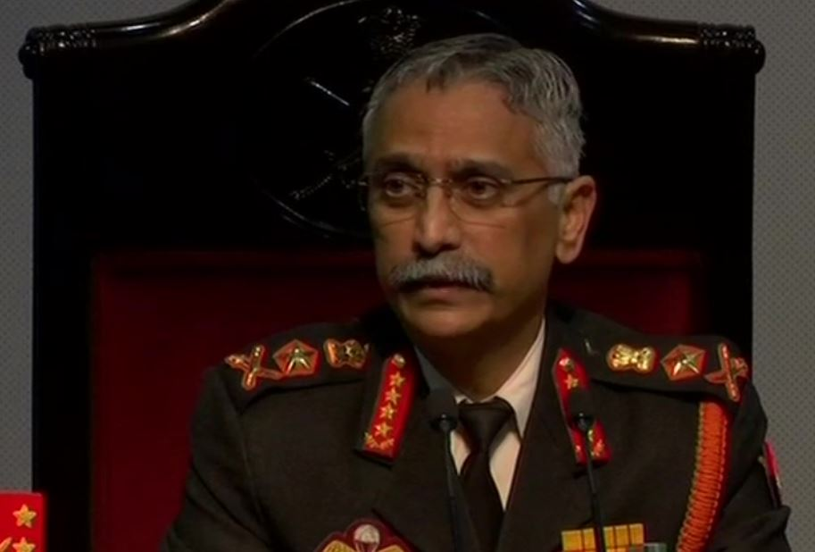 Army Chief Gen M M Naravane