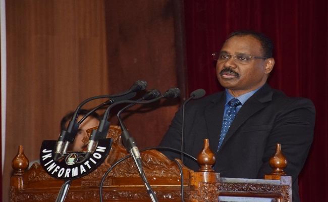 Lt Governor G C Murmu