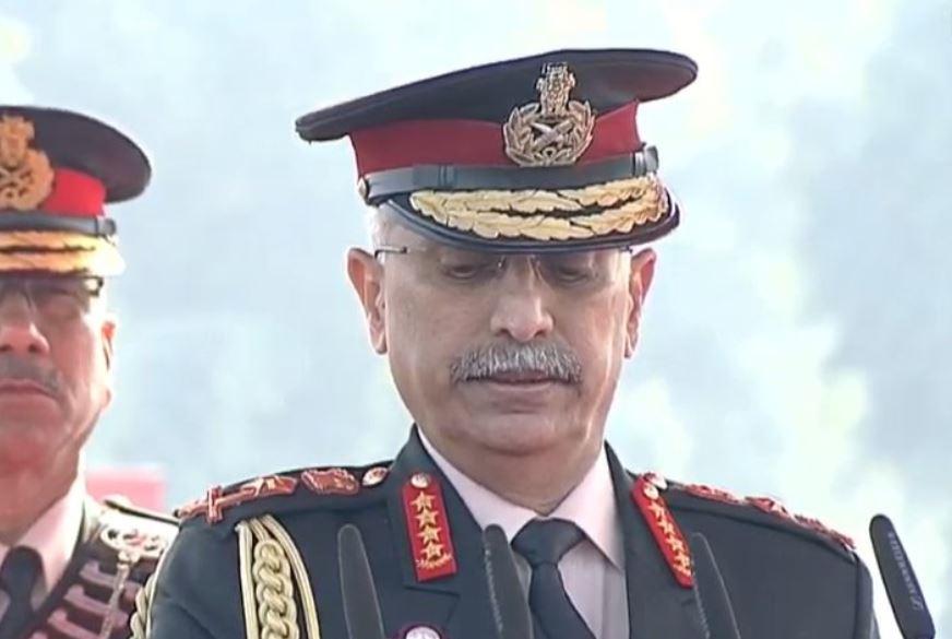 Army chief Gen MM Naravane