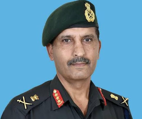 Southern Army Commander Lieutenant General SK Saini