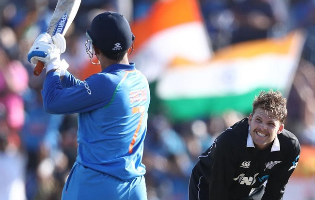 India wins by 6 wickets