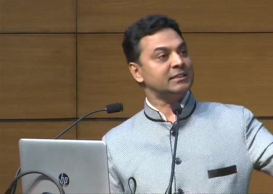 Chief Economic Advisor Krishnamurthy Subramanian