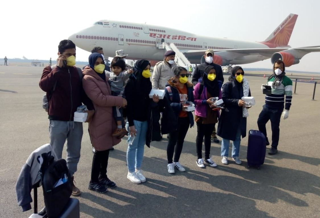 7 Maldivians onboard second special Air India flight from Wuhan